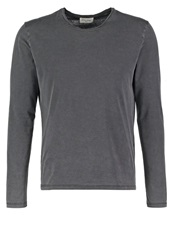American Vintage Long Sleeved Top Carbone Vintage Grey