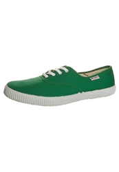 Victoria Shoes Inglesia Lona Trainers Green