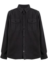 Visvim Elk Flannel Relaxed Fit Shirt 60