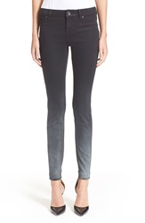 Ted Baker 'Ombray' Faded Skinny Jeans Black