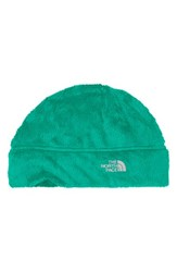 The North Face Women's 'Denali' Thermal Fleece Beanie Kokomo Green