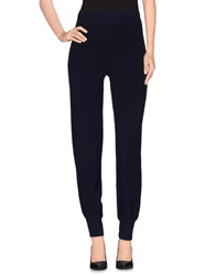 Debbie Katz Casual Pants Dark Blue