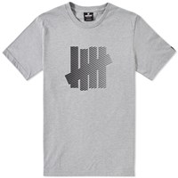 Undefeated Blinded Strike Tee Grey