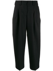 Pt01 Cropped Wide Leg Trousers 60