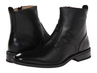 Giorgio Brutini Fielding Black Leather Men's Dress Pull On Boots