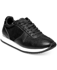 Madden Girl Madden Girl Runner Retro Jogger Sneakers Women's Shoes Black