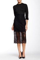 Endless Rose Rory Dress Black
