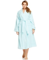 Charter Club Plus Size Terry Robe Soft Rain