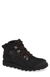 Sorel Madson Sport Waterproof Hiking Boot Black