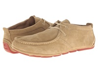 Tsubo Beale Desert Sand Suede Men's Shoes Tan