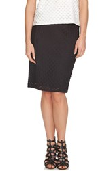 Women's Cece By Cynthia Steffe Daisy Jacquard Pencil Skirt