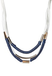 Vero Moda Vmallie Necklace Deep Ultramarine Blue