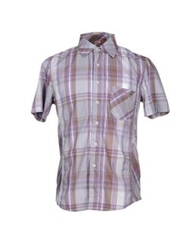 Sundek Shirts Purple