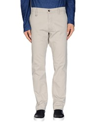 Guess Trousers Casual Trousers Men Light Grey
