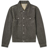 Our Legacy Mono Denim Jacket Grey