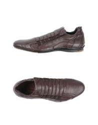 Alexander Hotto Low Tops And Trainers Cocoa