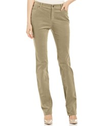 Charter Club Petite Lexington Corduroy Pants Only At Macy's Dusted Camel