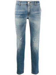 Entre Amis Skinny Fit Jeans Blue