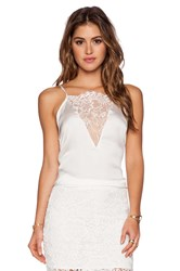 Wyldr Drunk In Love Cami White