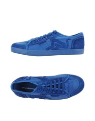 Drunknmunky Footwear Low Tops And Trainers Men Bright Blue