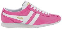 Gola Wasp Lace Up Trainers Ascot Pink