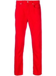 Zadig And Voltaire Dirko Chinos Red