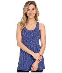 Lucy Zen Seeker Tunic Sodalite Blue Spacedye Women's Sleeveless