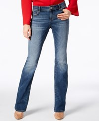 Inc International Concepts Bootcut Jeans Created For Macy's Indigo