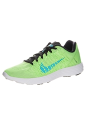 Nike Performance Lunaracer 3 Lightweight Running Shoes Flash Lime Clearwater White Black Green