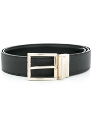 Bally Astor Reversible Belt Black