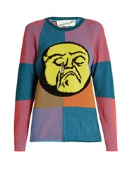 Peter Pilotto Amex X Francis Upritchard Sweater Multi