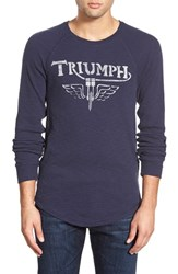 Men's Lucky Brand 'Triumph' Long Sleeve Thermal T Shirt