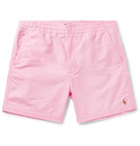 Polo Ralph Lauren Prepster Cotton Oxford Shorts Pink