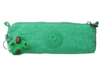 Kipling Freedom Cosmetics Bag Pen Case Island Green Wallet