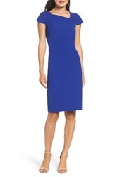 Adrianna Papell Women's Origami Sheath Dress