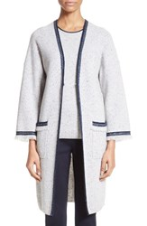 St. John Women's Collection Cashmere Cardigan