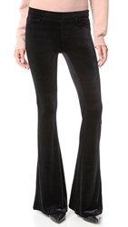 Blank Velvet Flare Jeans The New Black