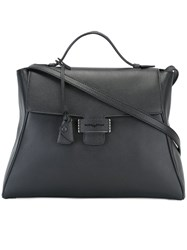 Myriam Schaefer Medium 'Baby Byron' Tote Black