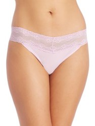 Natori Foundations Bliss Perfection Thong Soft Lilac