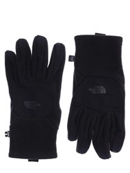 The North Face Denali Etip Camouflage Acrylic Gloves Black