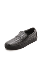 Won Hundred Willow Slip On Sneakers Black