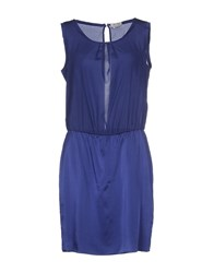 Cycle Dresses Short Dresses Women Blue