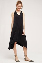 Dolan Willa Cupro Dress Black