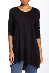 Central Park West The Khoury Tunic Black