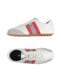 Bikkembergs Footwear Low Tops And Trainers Women White