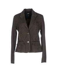 Cnc Costume National C'n'c' Costume National Suits And Jackets Blazers Women Black
