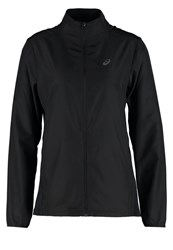 Asics Sports Jacket Performance Black
