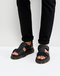 Dr. Martens Dr Hayden Sandals In Black