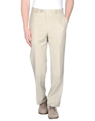 Massacri Casual Pants Beige