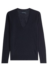 Zadig And Voltaire Cashmere Pullover Blue